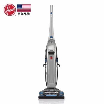 Hooverアメリカホーバー無線掃除機家庭用洗浄機真空乾燥機2つの大きなパワーをプッシュして、床のれんが掃除機を濾過します。