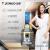 ジェノ水フィルター掃除機家庭用商用内装低音大出力乾湿両用508 T黄色