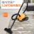 信帝(XINDI)掃除機家庭用手持ち式強力除ダニ大出力ミニフロリ掃除機オレンジ
