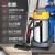 志高(CHIGO)1600 W商用掃除機家庭用車用工業パワー大吸力洗車場専用乾湿吹三用掃除機ZG-X 603 S-35 L