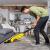 ケルヒ·无线自清扫拭き取りのマシン·カー両用扫除·乾湿·研磨モップルームクリーニングセットFC 3+VC 4