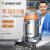 ジェイノ4800 W商用洗車場ホテル桶式大型工業用掃除機大出力強力倉庫粉塵専用乾湿両用工場現場吸水機100 Lアップグレード版