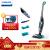 フィリップス(PHILIPS)は、立式無線掃除機を持って、家庭用掃除機を持って、一体型の充電式の持久電力掃除機FC 6408/81を掃除します。