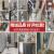 アイメット(AIRMATE)家庭用掃除機の高温蒸気殺菌モップによる乾燥一体大電力ハンディ掃除機HX 27蒸気掃除機