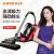 スーパール(SUPOR)掃除機短風路大出力大吸力多種類の吸口家庭用高効率無耗材フロアーラシ掃除機VCC 32 A-12