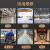 志高(CHIGO)4800 W商用工業掃除機大出力大吸力工場作業場ホテル大規模乾湿両用強力掃除機家庭用電気器具ZG-X 601 S-70-3アップグレード版(ハンドヘルド+押しながら吸う)
